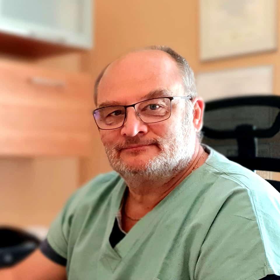 primario Dott. Pavel Texl