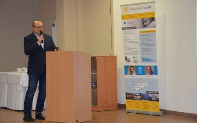 Convegno nel nostro centro di sublicenza – Sanatórium Helios a Košice
