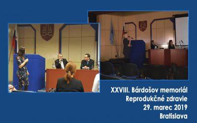 Conferenza a Bratislava