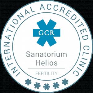 SANATORIUM Helios ha mantenuto l'accreditamento del GCR